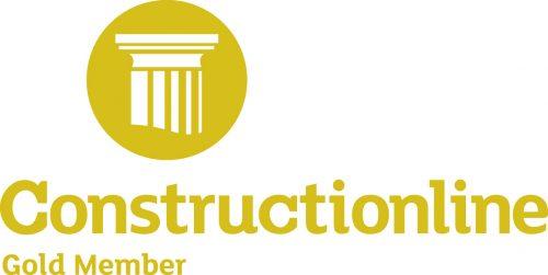 Harrison's awarded Constructionline Gold accreditation
