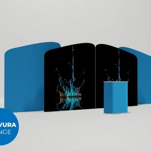 Modular Fabric Event Exhibition Stand
