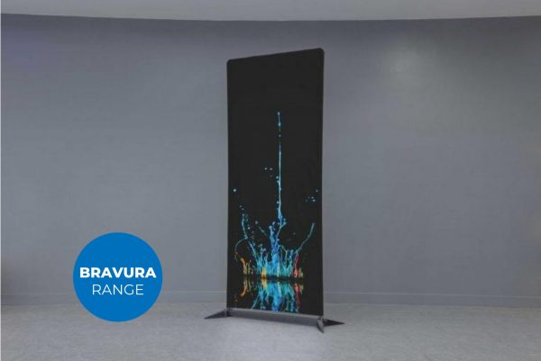 Fabric Event Display Stand