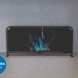 Fabric Partition Display